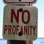 No-Profanity-Sign
